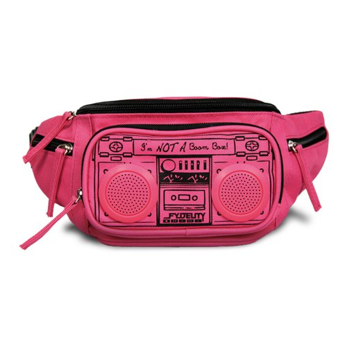 Fydelity Boom Box Bum Bag