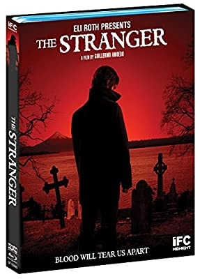 Eli Roth Presents The Stranger [Blu-ray]