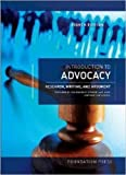 img - for Introduction to Advocacy: Research, Writing and Argument (University Casebook Series) book / textbook / text book