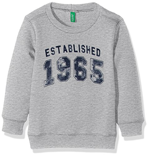 united-colors-of-benetton-boys-3j67c12vn-sweatshirt-grey-light-grey-3-4-years-manufacturer-sizexx