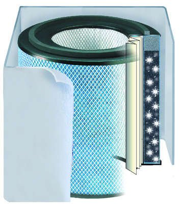 Hoover Type Y Hepa Filter Bag front-73760