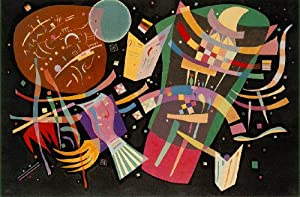 Nouvelles Images Holiday Boxed Note Card Set, Composition X, Wassily Kandinsky (XDB 409)