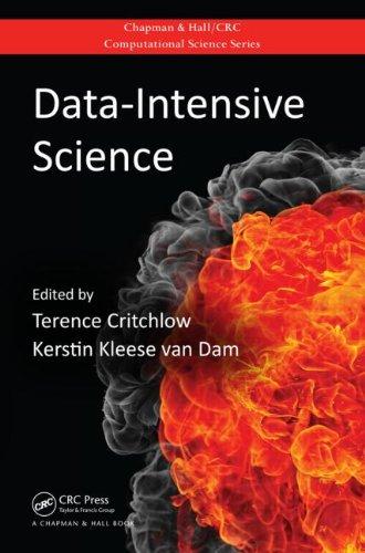 Data-Intensive Science (Chapman & Hall/Crc Computational Science)