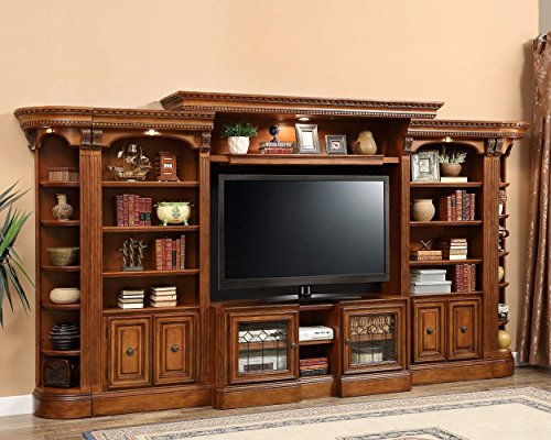 TV Entertainment Center Wall Unit Hartford by Parker House