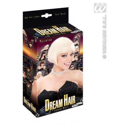 A9171 - Damen Perücke Valentina Bob in Box blond