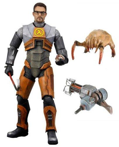 dr Freeman Half Life Neca Half Life 2 dr Gordon