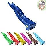 Gartenpirat® Wellenrutsche Rutsche 300 cm verschiedene Farben Tüv-geprüft