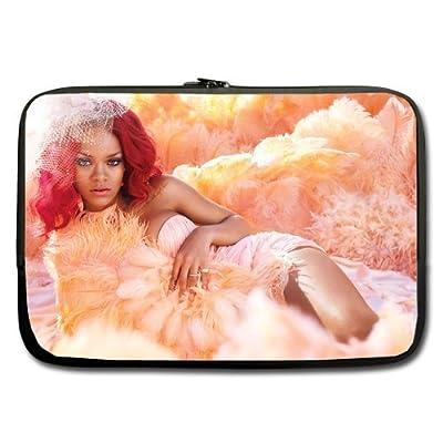 Rihanna De Cabelo Vermelho Custom computer Sleeve Laptop sleeve For Macbook Pro 11inch (Twin Sides)