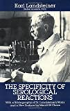 img - for The Specificity of Serological Reactions (Dover Books on Biology) book / textbook / text book