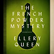 The French Powder Mystery | [Ellery Queen]