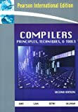 Compilers: Principles, Techniques, & Tools with Gradiance (pkg) (2nd Edition) (0321491696) by Jeffrey D. Ullman