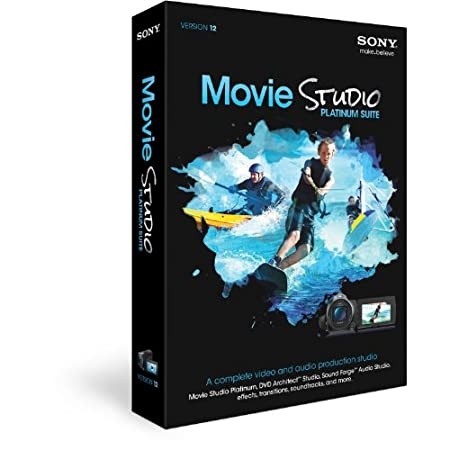 Sony Vegas Movie Studio HD: Platinum Suite 12 (PC)