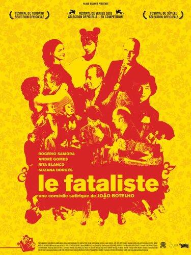 Il francese Fatalist Poster film, 69 x 102 cm