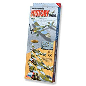 White Wings Boeing Historic Commercial Aircraft, 3 Model Kit