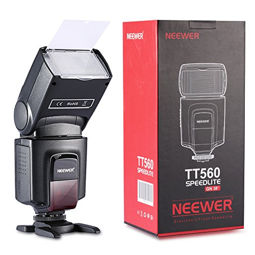 Neewer TT560 Flash Speedlite