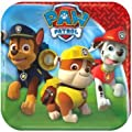 Paw Patrol Birthday Party Supplies for 16 Guests with 20 Exclusive Temporary Tattoos
