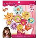 American Girl Crafts Paper Posies Pad
