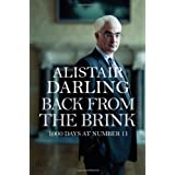 Back from the Brink: 1,000 Days at Number 11by Alistair Darling