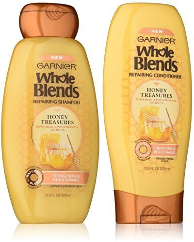 garnier-whole-blends-haircare-repairing-shampoo-conditioner-set-with-royal-jelly-honey-propolis-extr