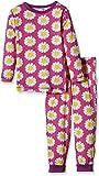 Maxomorra Daisy-Pijama Bebé niños    Rosa rosa 4 años