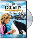 Free Willy: Escape from Pirate's Cove / Mon Ami Willy: Cap sur la Liberte (Bilingual)