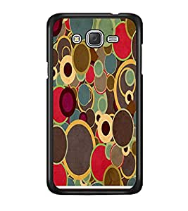PRINTSWAG BUBBLE PATTERN Designer Back Cover Case for SAMSUNG GALAXY J7