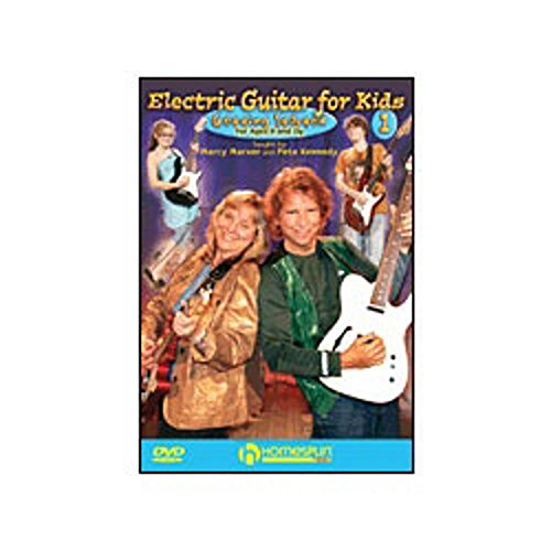 Electric Guitar For Kids - Dvd One: Getting Started For Ages 9 And Up