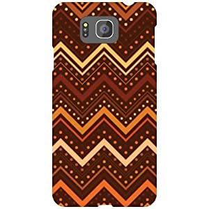 Printland Samsung Galaxy Alpha G850 Back Cover High Quality Designer Case