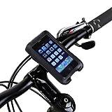 P.W.T. 自転車用 バイク用 ケース型 スマートフォンホルダー(iPhone4S)