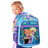 Disney Store Anna and Elsa Backpack