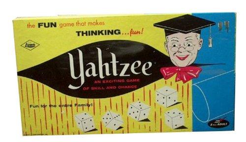 Yahtzee 1956 Edition - 1