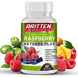 ULTRA Strong Raspberry Ketone | Highest Rated 5 STAR! | Weight Loss Diet Pills | Fat Burner For Men & Women | Appetite Suppressant | Easy To Swallow Capsules | Slimming Supplement | Designed To Target Fat And Speed Up Metabolism | UK's Best Raspberry Ketones | 100% MONEY BACK GUARANTEE | 1 MONTH SUPPLY | FREE DIET PLAN EBOOK WITH EVERY ORDER