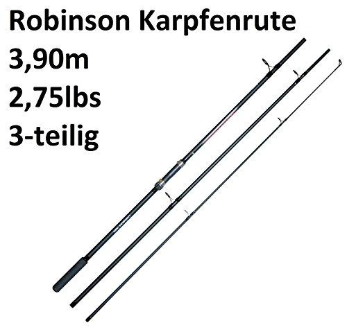 Robinson Karpfenrute 3-teilig