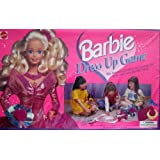 BARBIE DRESS UP GAME - WIN A FASHION ACCESSORY For YOUR BARBIE DOLL (1995 International Games/Mattel