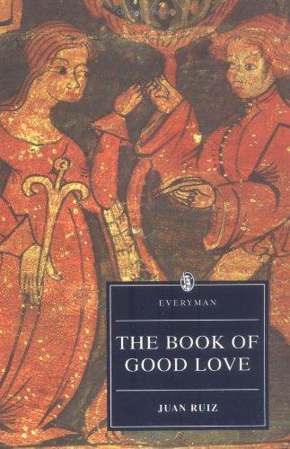 Book of Good Love (Everyman Paperback Classics)