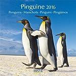 Pinguine 2016: Brosch�renkalender mit...
