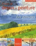 echange, troc Sylvie Albou-Tabart, Isabelle Arslanian, Joëlle Bondil, Nathalie Chahine, Collectif - Cours de dessin et peinture : Les paysages