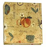 Meadowsweet Kitchens Recipe Card Cookbook Organizer - European Garden