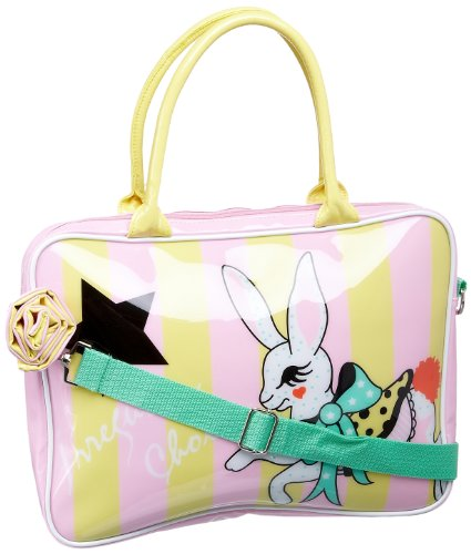 Irregular Choice Carousel Laptop Bag