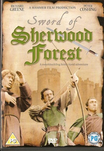 Sword of Sherwood Forest / Меч Шервудского леса (1960)