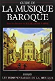 img - for Guide de la musique baroque book / textbook / text book