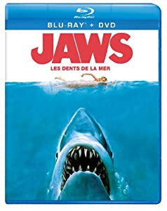Jaws (1975) [Blu-ray + DVD + Digital Copy] (Bilingual)