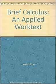 Finite mathematics an applied approach 11th edition