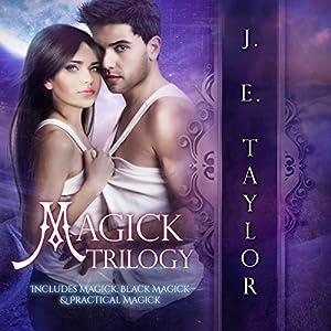 Magick Trilogy Audiobook