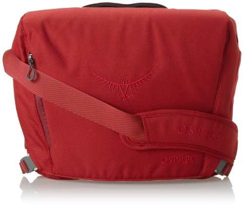 Osprey Packs Beta Port Courier Bag, Pinot Red