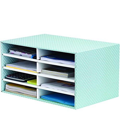 Bankers-Box-Style-Series-Schreibtisch-Organizer-grnwei
