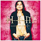 HIM Album - Razorblade Romance (Front side)