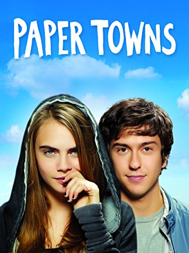 Is paper towns on netflix
