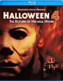 Cover art for  Halloween 4: The Return of Michael Myers [Blu-ray]