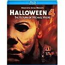 Halloween 4: The Return of Michael Myers [Blu-ray]